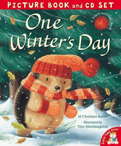 9781848952522: One Winter's Day (Book & CD)