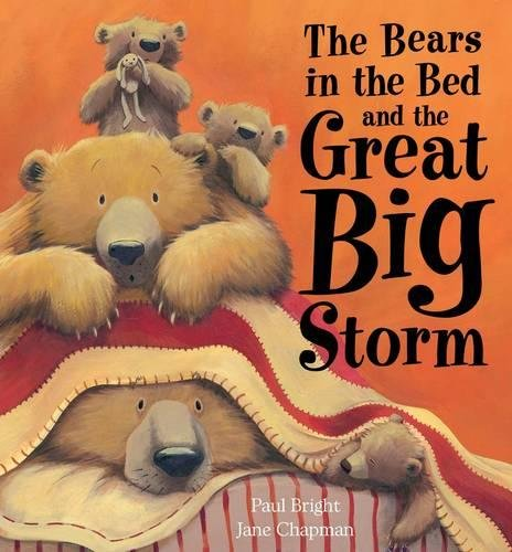 9781848952812: The Bears in the Bed and the Great Big Storm (Book & CD)
