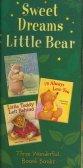 9781848953376: Sweet Dreams Little Bear 3 Book Box Set