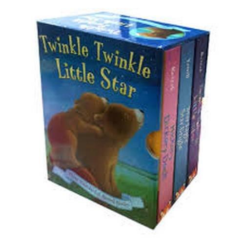 Twinkle Twinkle Little Star: Little Tiger Press
