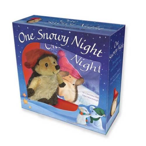 9781848955028: One Snowy Night