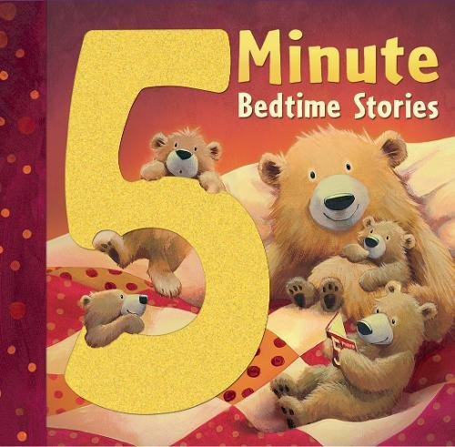 9781848955516: 5 Minute Bedtime Stories
