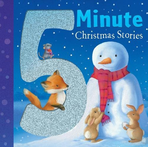 9781848955523: 5 Minute Christmas Stories