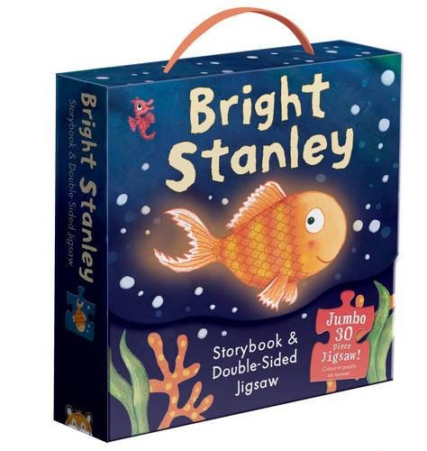 9781848955554: Bright Stanley: Storybook and Double-Sided Jigsaw