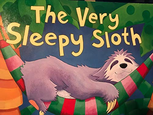 9781848955639: The Very Sleepy Sloth (Paperback)