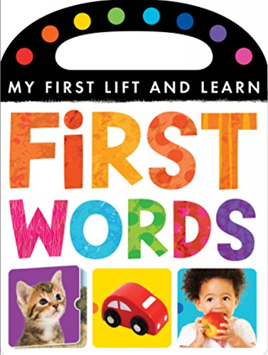 My First Lift and Learn: First Words: Little Tiger Press