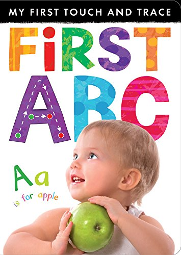 9781848956308: My First Touch and Trace: First ABC