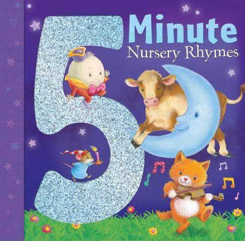 9781848956360: 5 Minute Nursery Rhymes
