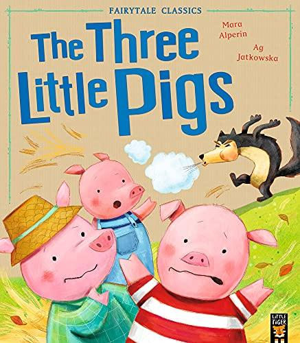 The Three Little Pigs (My First Fairy: Alperin, Mara