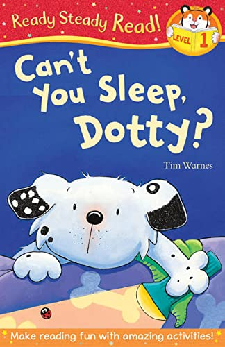 9781848956636: Can't You Sleep, Dotty? (Ready Steady Read)