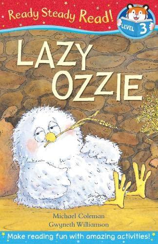 9781848956681: Lazy Ozzie (Ready Steady Read)