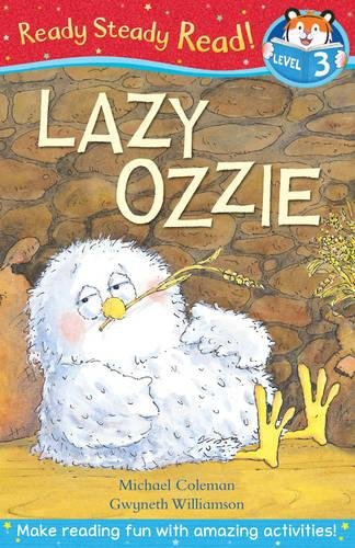 Lazy Ozzie (Ready Steady Read): Michael Coleman