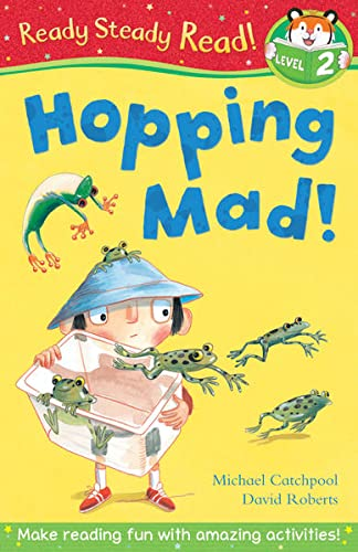 9781848956735: Hopping Mad! (Ready Steady Read)