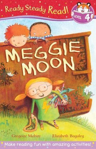 9781848956803: Meggie Moon (Ready Steady Read)