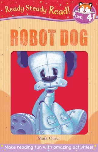 9781848956827: Robot Dog (Ready Steady Read)