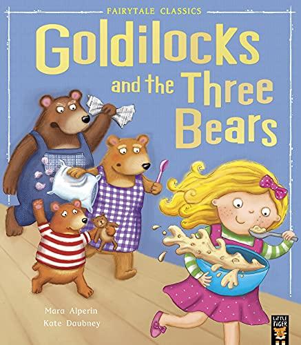 9781848956834: Goldilocks and the Three Bears (My First Fairy Tales)