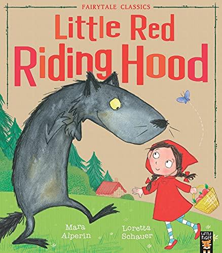 Little Red Riding Hood (My First Fairy: Alperin, Mara