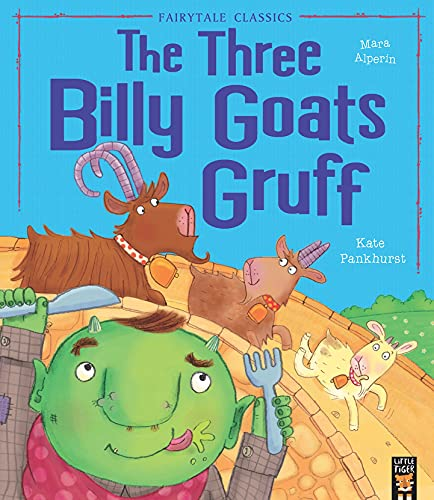 The Three Billy Goats Gruff (My First: Alperin, Mara