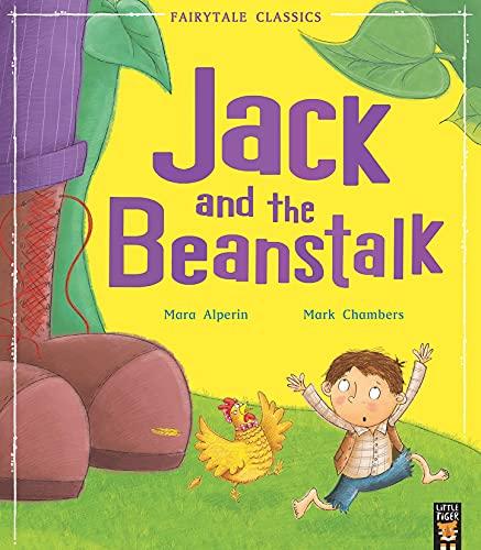 Jack and the Beanstalk (My First Fairy: Alperin, Mara