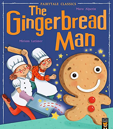 9781848957084: The Gingerbread Man (My First Fairy Tales)