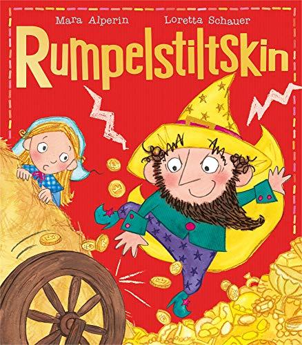 Rumpelstiltskin (My First Fairy Tales): Alperin, Mara