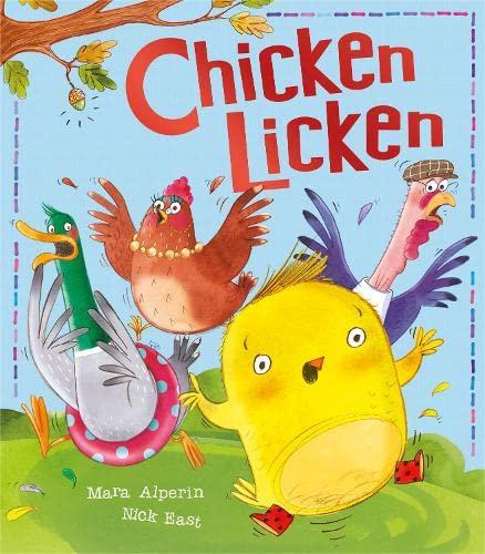 Chicken Licken (My First Fairy Tales): Alperin, Mara