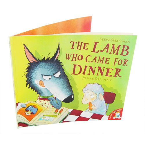9781848957954: The Lamb Who Came For Dinner
