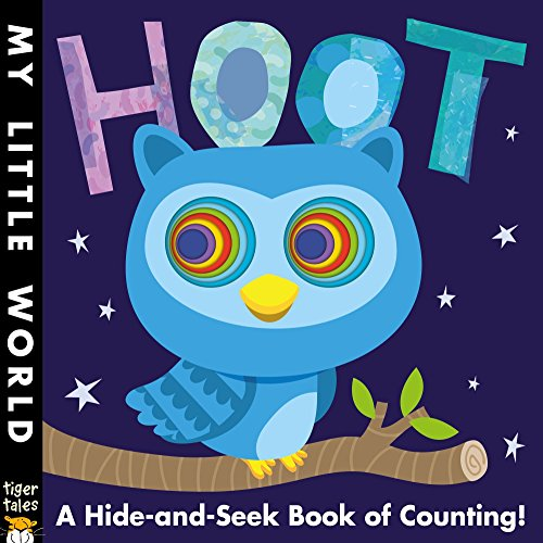 9781848958135: Hoot: A hole-some book of counting (My Little World)
