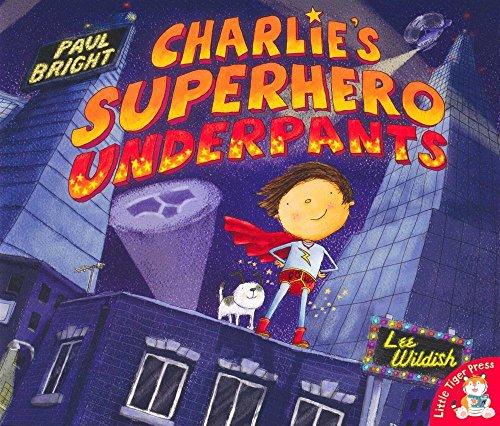 9781848958494: Charlies Superhero Underpants