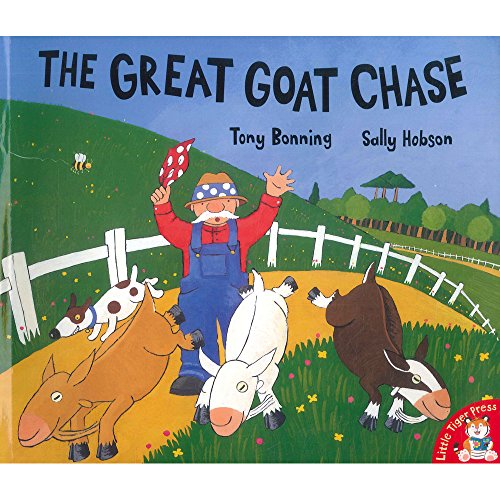 9781848958548: The Great Goat Chase