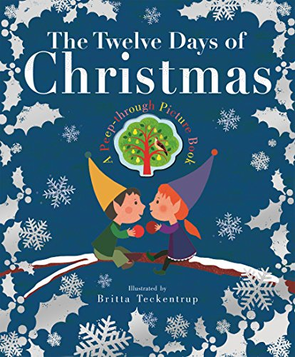 9781848958869: Twelve Days of Christmas (Peep Through Picture Book)