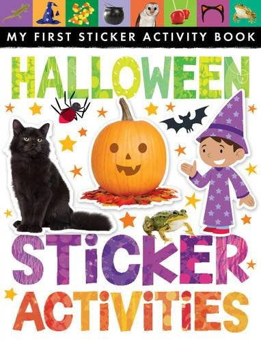 9781848959217: Halloween Sticker Activities