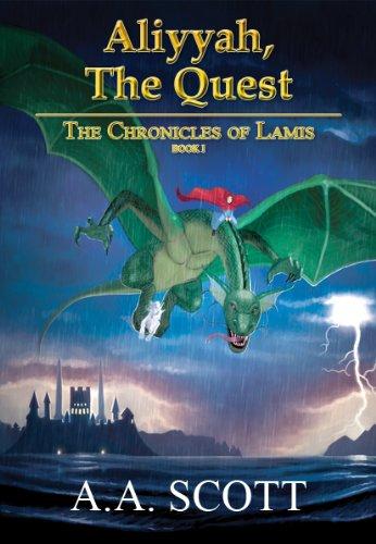 9781848970724: Aliyyah, the Quest