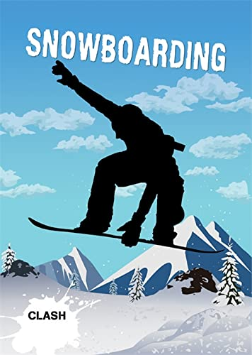 9781848981423: Clash Level 3: Snowboarding