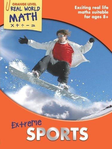 9781848982055: Real World Math Orange Level: Extreme Sports