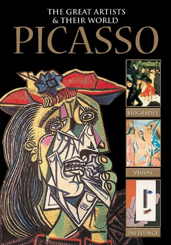 9781848983144: Picasso (The Great Artists & Their World)