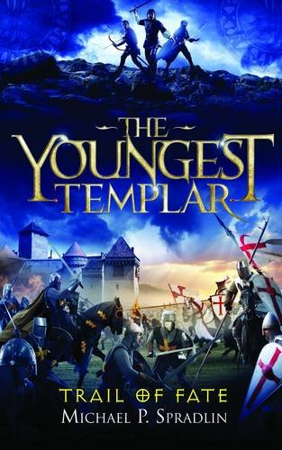 9781848983519: The Youngest Templar: Trail of Fate (Book Two)