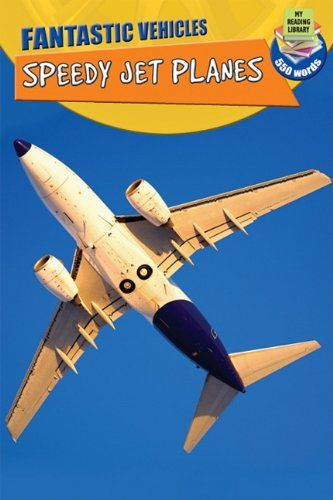 Speedy Jet Planes (My Reading Library): Ridley, Frances