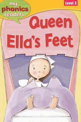 9781848985131: Queen Ella's Feet (My Phonics Readers)