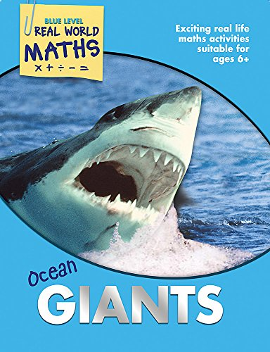 9781848985353: Ocean Giants (Real World Maths)