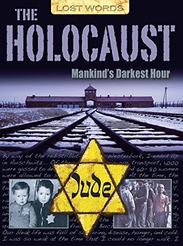 9781848986923: Lost Words: The Holocaust