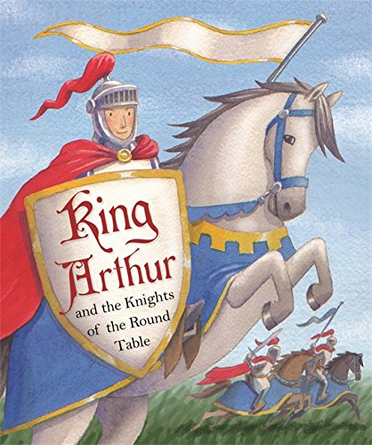 9781848987296: King Arthur and the Knights of the Round Table (Favorite Classics)