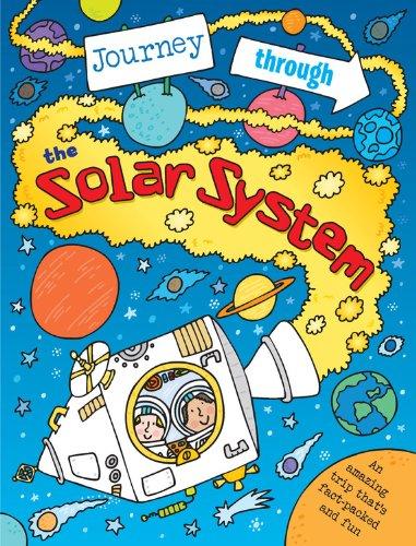 Journey Through the Solar System (The Wonderful World of Simon Abbott)