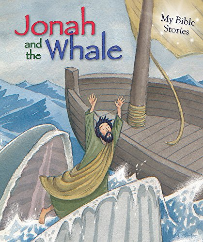 9781848989320: My Bible Stories: Jonah and the Whale
