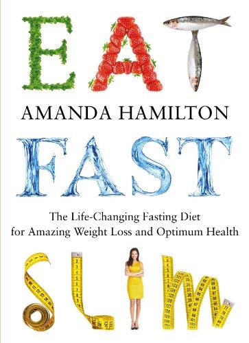 Eat Fast Slim: Hamilton, Amanda