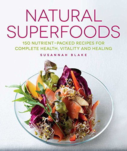 9781848992283: Natural Superfoods
