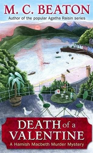 9781849010207: Death of a Valentine (Hamish Macbeth Murder Mystery)