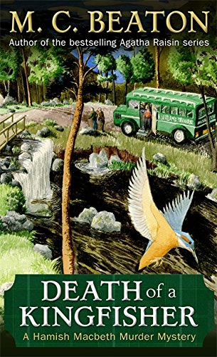 9781849010221: Death of a Kingfisher (Hamish Macbeth)