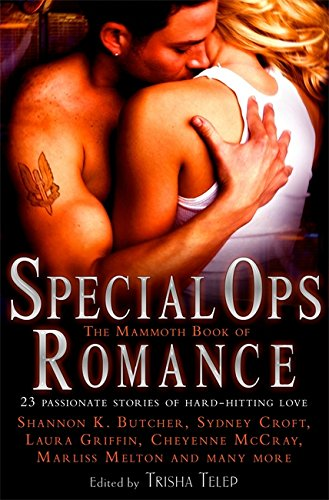 9781849010443: The Mammoth Book of Special Ops Romance (Mammoth Books)
