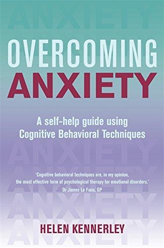 9781849010719: Overcoming Anxiety
